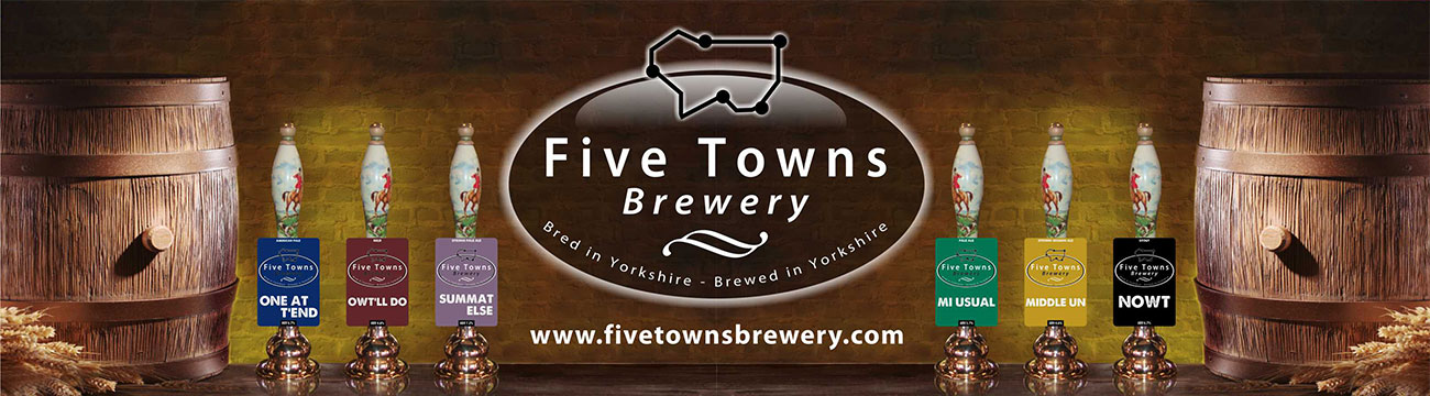 Five Towns Brewery in Wakefield